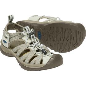 Keen Whisper sandaalit Naiset, agate grey/blue opal